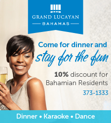 Grand Lucayan - Come for Dinner, saty for fun!